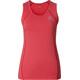 Odlo Sella - Camiseta sin mangas running Mujer - rosa